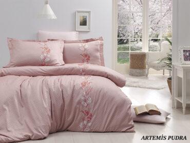 """Постельное белье """"Artemis Powder"""" Satin Cotton :: First Choice"""