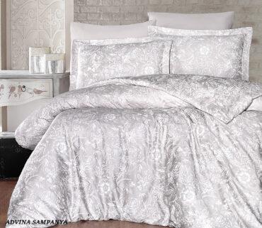 "Постельное белье ""Advina Champagne"" Satin Cotton :: First Choice"