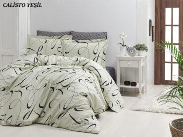 "Постельное белье ""Calisto Green"" Satin Cotton :: First Choice"