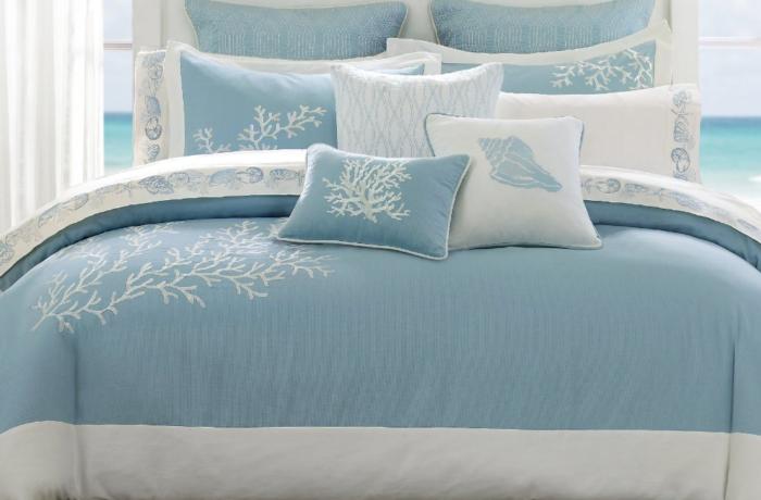Harbor House Coastline Queen Comforter Set
