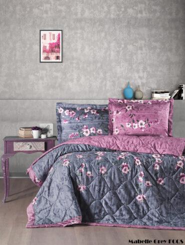 "Летний набор Softness Quilt Set ""Mabelle Grey"" :: First Choice"