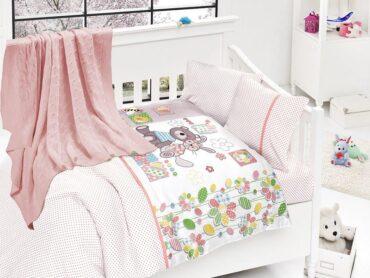 """Детский постельный набор в кроватку """"Well"""" Nirvana :: First Choice"""